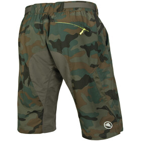 Endura Hummvee Lite II Shorts Herr camouflage